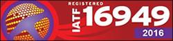 IATF 16946 : 2016 Certified